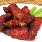 Receta de Alitas de pollo muy picantes