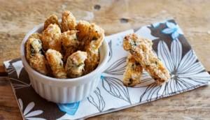 Bastoncitos de pollo frito