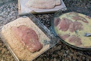 Como hacer milanesas de pollo