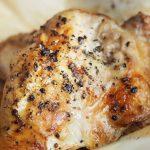 Como hacer pollo al horno jugoso