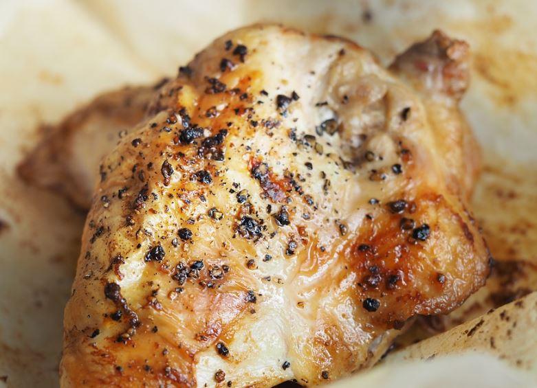 Como hacer pollo al horno jugoso recetas de pollo - Como cocinar pollo al horno ...