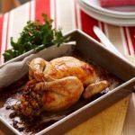 Receta de pollo para nochebuena