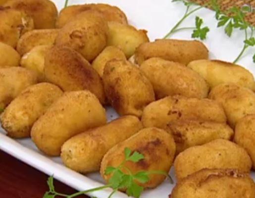 Receta de Croquetas de pollo y bechamel