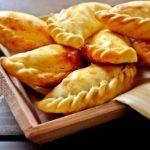 Empanadas de pollo a la mostaza