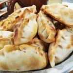 Receta de Empanadas de pollo a la parrilla