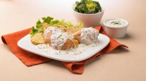 Exquisita receta de Pollo con Yogur