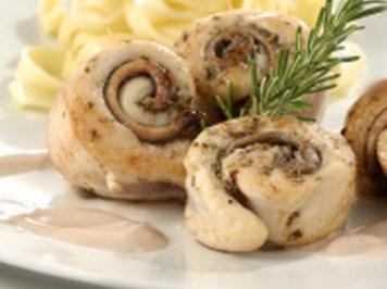 Pechugas de pollo con anchoas