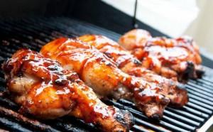 Pollo asado con cítricos