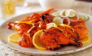 recetas de Pollo tandoori