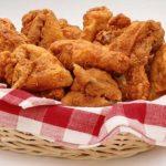 Receta de pollo canasta