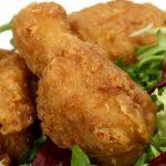 Receta de pollo frito estilo KFC