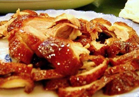 Receta de pollo laqueado