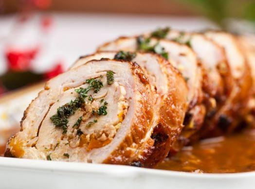 Receta de pollo para cena formal recetas de pollo - Cena facil de preparar ...