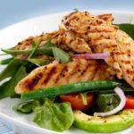 Receta de pollo saludable para embarazadas