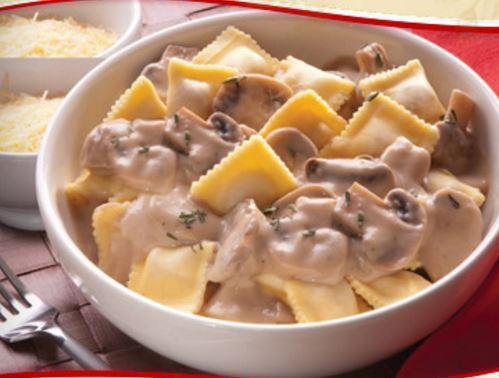 Receta de Salsa de pollo para ravioles