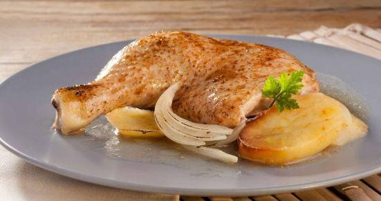 Se puede cocinar pollo en microondas recetas de pollo for Cocinar higaditos de pollo