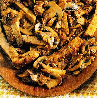 pollo al vermut