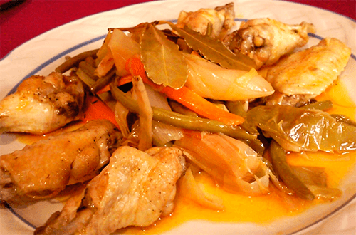 pollo-en-escabeche