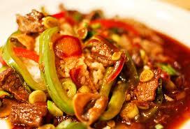 receta de pollo al wok con verduras