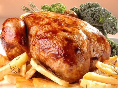 valor nutricional del pollo